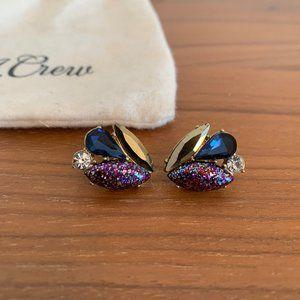 J. Crew Statement Earrings Studs